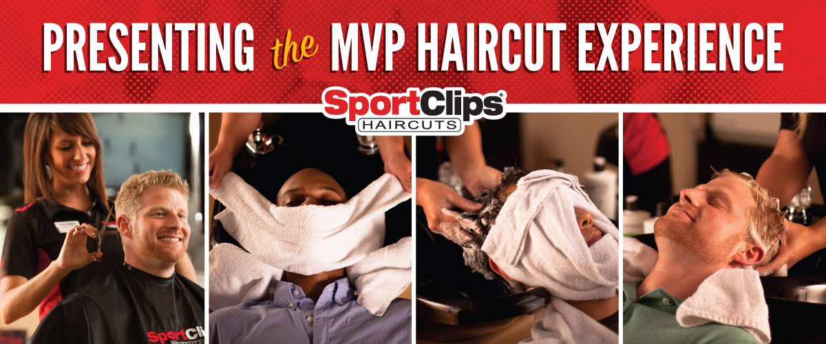 The Sport Clips Haircuts of Eugene - Green Acres MVP